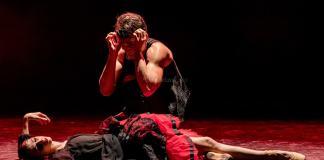 Carmen, Balletto del Sud. Foto Luca Vantusso