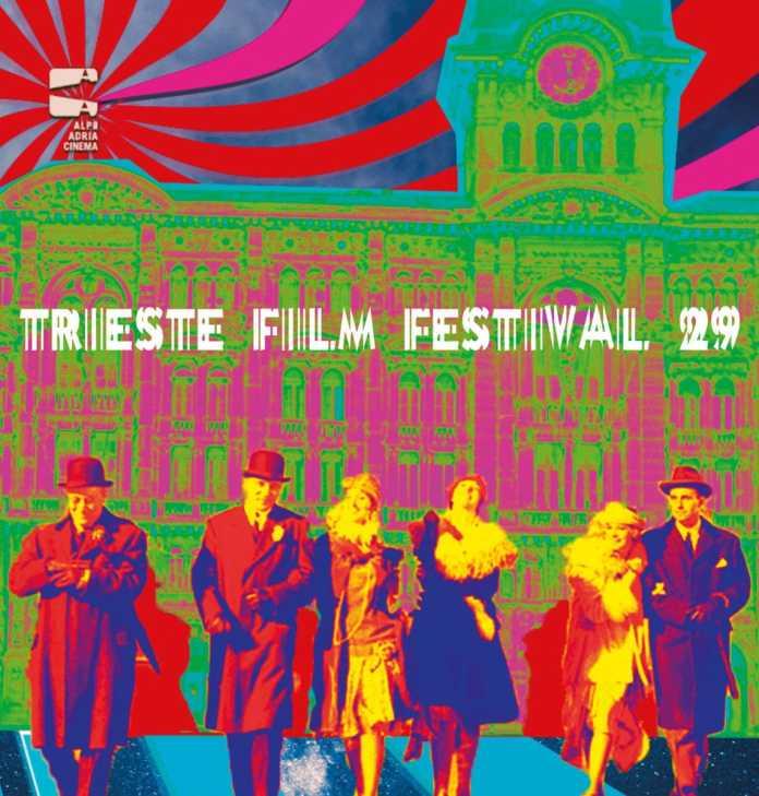L'IMMAGINE DEL TRIESTE FILM FESTIVAL 2018