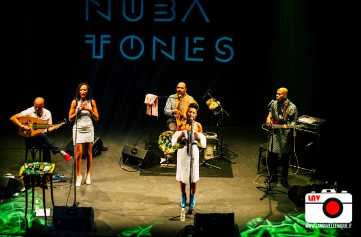 Alsarah e The Nubatones al Teatro Miela, Trieste © Fabrizio Caperchi Photography / La Nouvelle Vague Magazine 2018