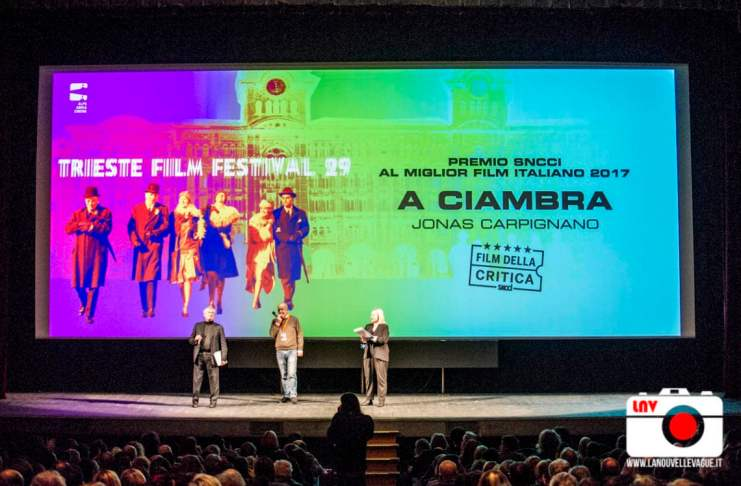 Trieste Film Festival 2018 : l'inaugurazione del 22 gennaio al Politeama Rossetti - A Ciambra di Jonas Carpignano vince il Premio SNCCI