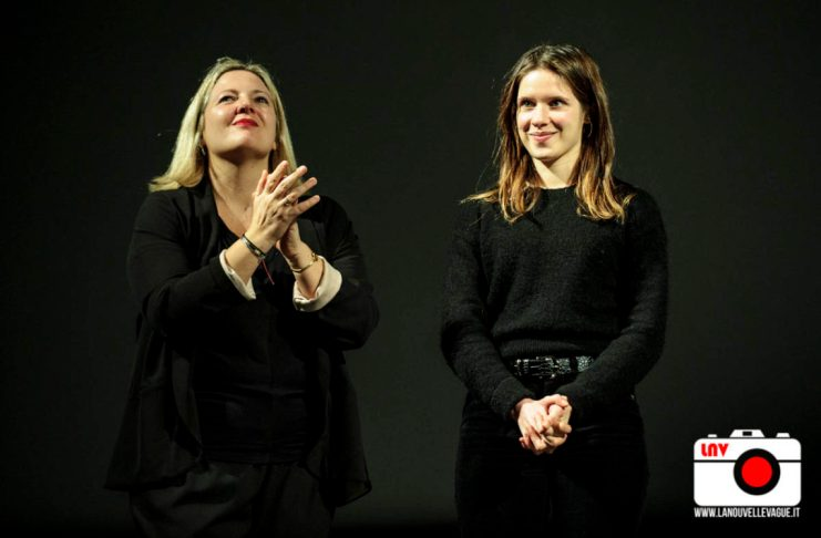 Trieste Film Festival 2018 : l'inaugurazione del 22 gennaio al Politeama Rossetti - Il film di apertura è DJAM di Tony Gatlif con Daphne Patakia