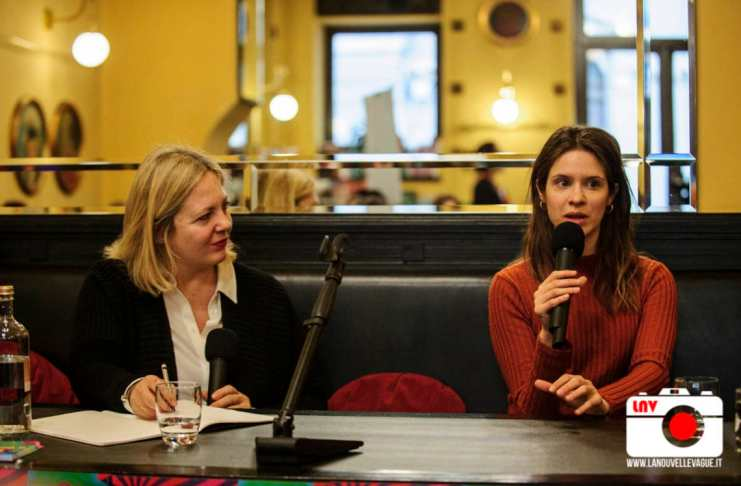 Trieste Film Festival 2018 : incontro con Daphne Patakia, protagonista di DJAM