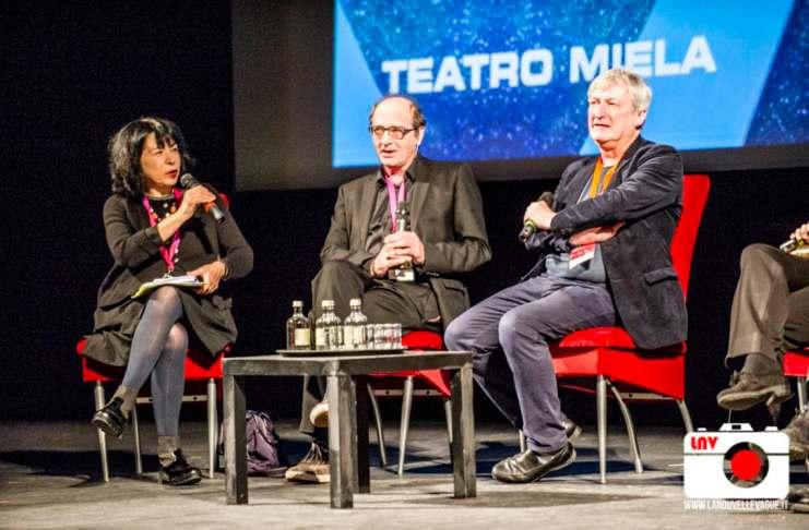 Trieste Film Festival 2018 : Al Politeama Rossetti incontro sul cinema e sulle turbolenze sociali e culturali del 1968 nell'Europa Occidentale con Mariuccia Ciotta, Roberto Silvestri, Paola Pitagora e Marino Masè