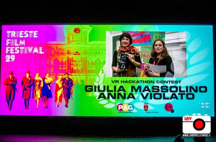 Cerimonia di Chiusura del TSFF29 al Politeama Rossetti, Trieste © Fabrizio Caperchi Photography / La Nouvelle Vague Magazine 2018
