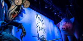 The Pink Floyd Exhibition: Their Mortal Remains al MACRO di Roma - Foto di Alessandro Pollastrini