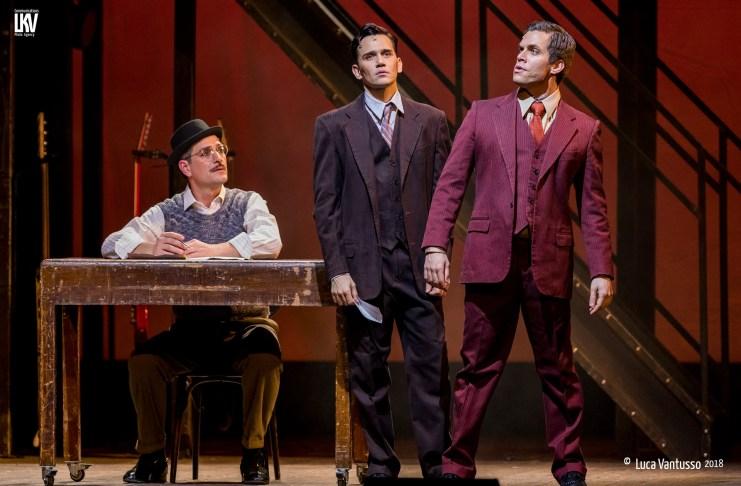 Jersey Boys al Teatro Nuovo di Milano - Le foto di Luca Vantusso