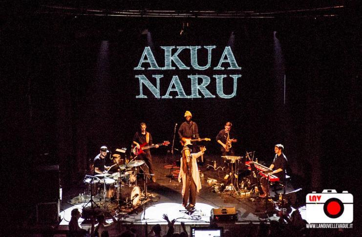 Akua Naru al Teatro Miela, Trieste © Fabrizio Caperchi Photography / La Nouvelle Vague Magazine 2018