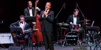 Gianluca Guidi, tributo a Frank Sinatra - Auditorium di Roma - Foto di Agnese Ruggeri