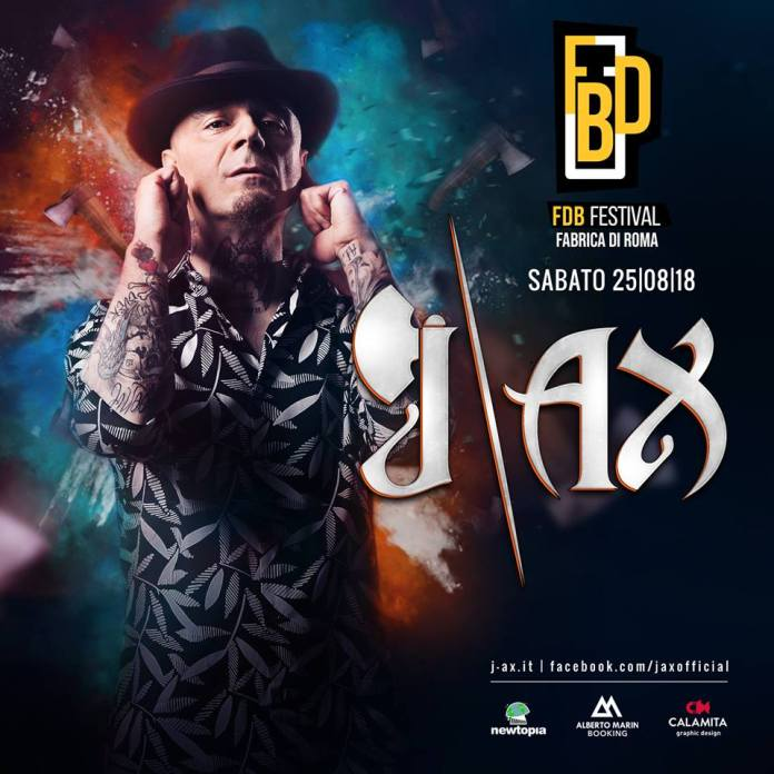 Fdb Festival - J-Ax