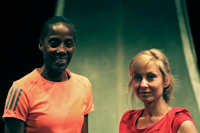 Todi Festival 2018 - Fiona May e Luisa Cattaneo – Maratona di New York