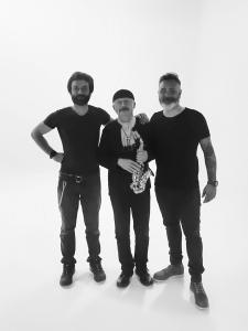 Carlodavid Mauri, Claudio Fasoli e Angelo Poli