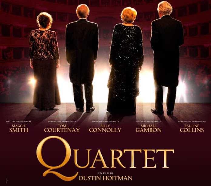 Quartet - Al Teatro Quirino fino al 21 ottobre
