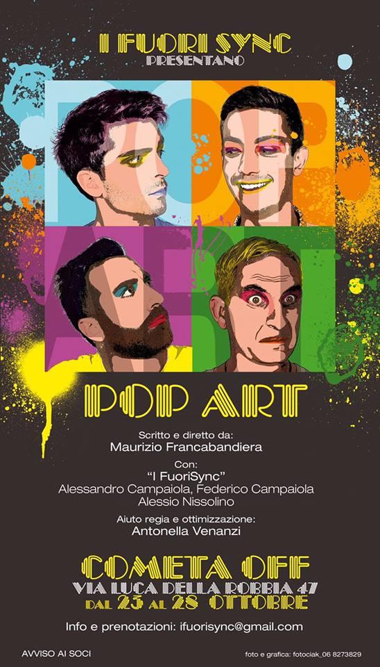 Pop Art - locandina