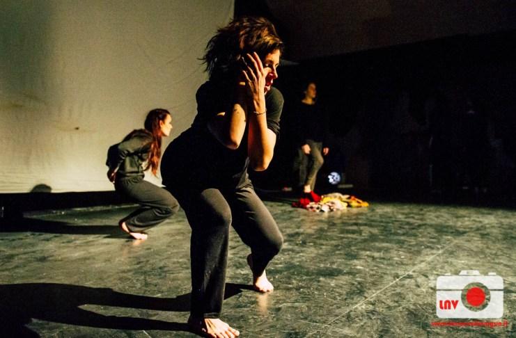 Maratona all'Hangar Teatri - Foto di Fabrizio Caperchi