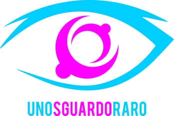 Uno Sguardo Raro - Logo