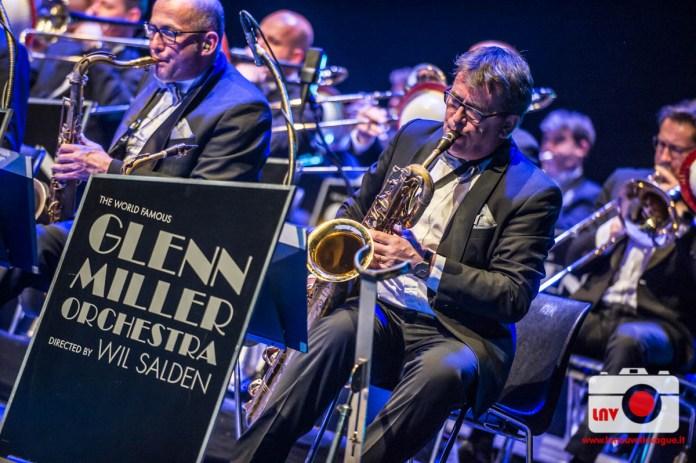 Glenn Miller Orchestra al Rossetti di Trieste - Foto di Fabrizio Caperchi