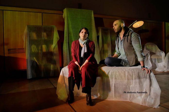 La Rondine - Luigi Tabita e Lucia Sardo