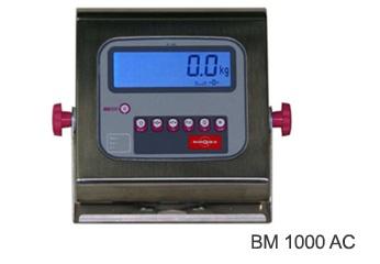 Visor de peso BM 1000 AC