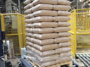 Premium Pine Wood Pellets 6mm