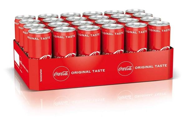 Coca Cola Can 330ml