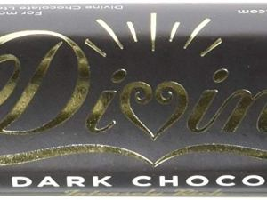Divine Chocolate – 70% Dark Chocolate Bar 30 X 40g Wholesale