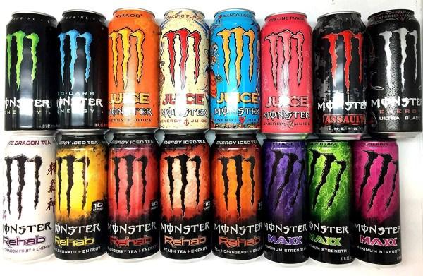 Monster Energy Drink 250ml