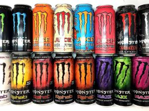 Monster Energy Drink 250ml