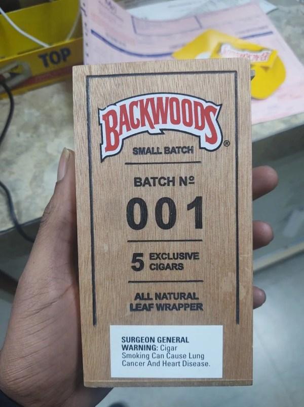 Buy Backwoods Cigars Online