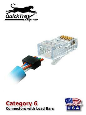 RJ45 Modular Plugs | RJ45 Connector| LANshack