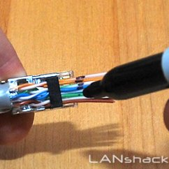 Cat6 Patch Cable Wiring Diagram 2006 Cobalt Stereo How To Make A Category 5 Cat 5e Strip