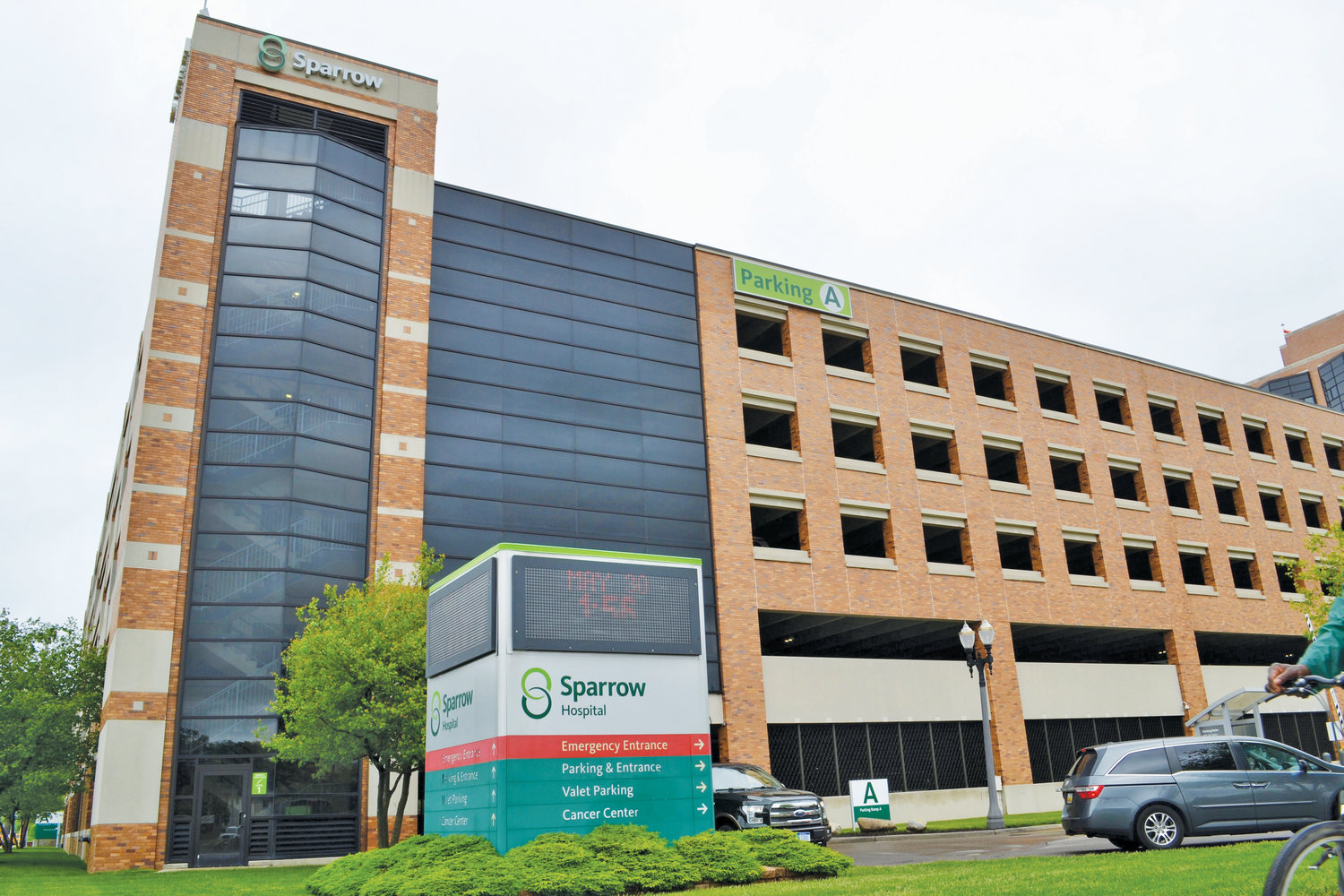 Sparrow Hospital cited for patient safety  City Pulse