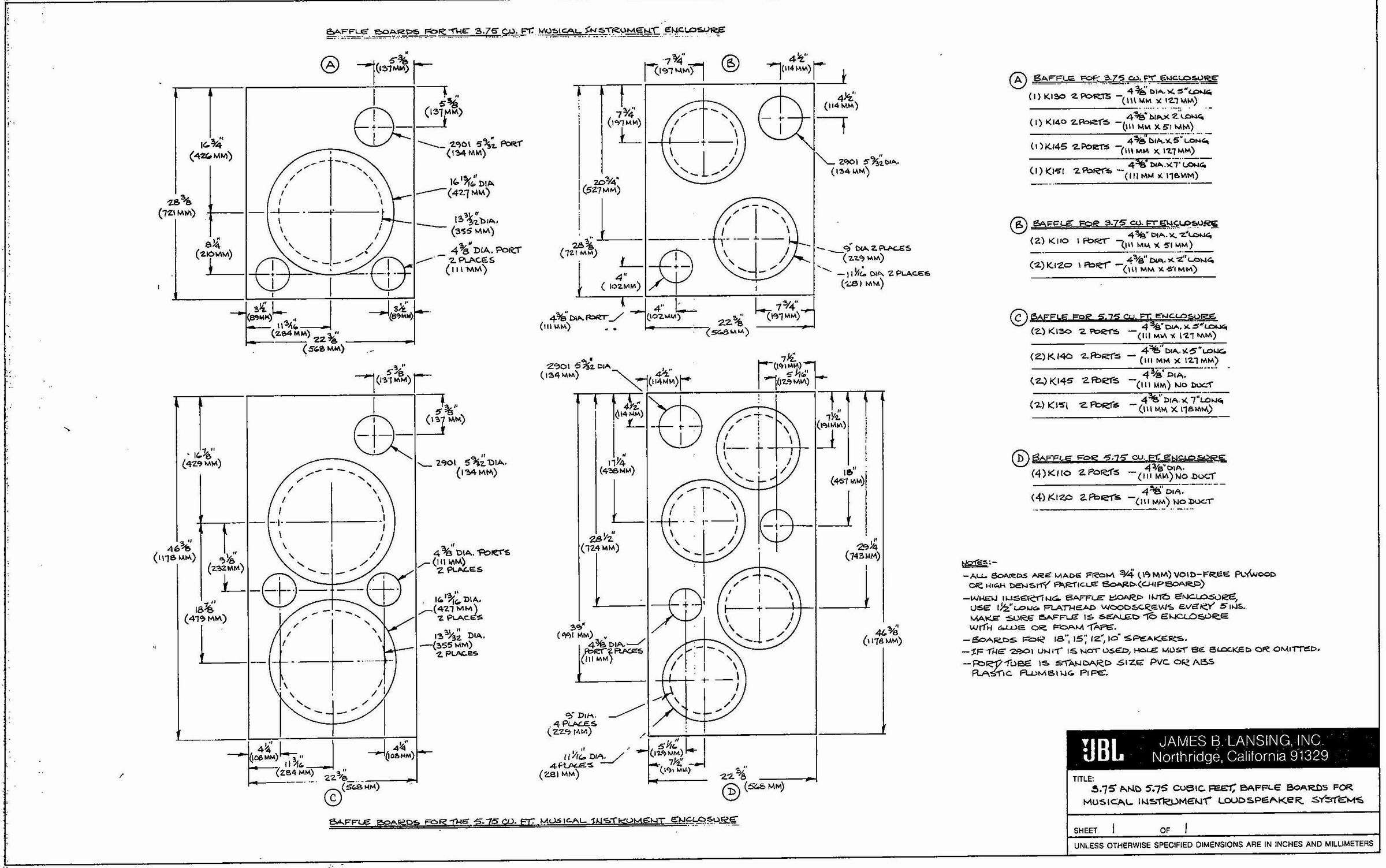 PDF Plans Jbl Speaker Cabinets Plans Download victorian desk plans ...