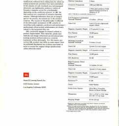 jbl l100 manual [ 1275 x 1663 Pixel ]