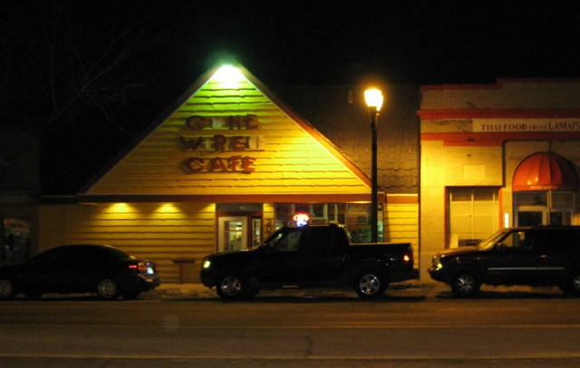 A picture of Gone Wired Cafe