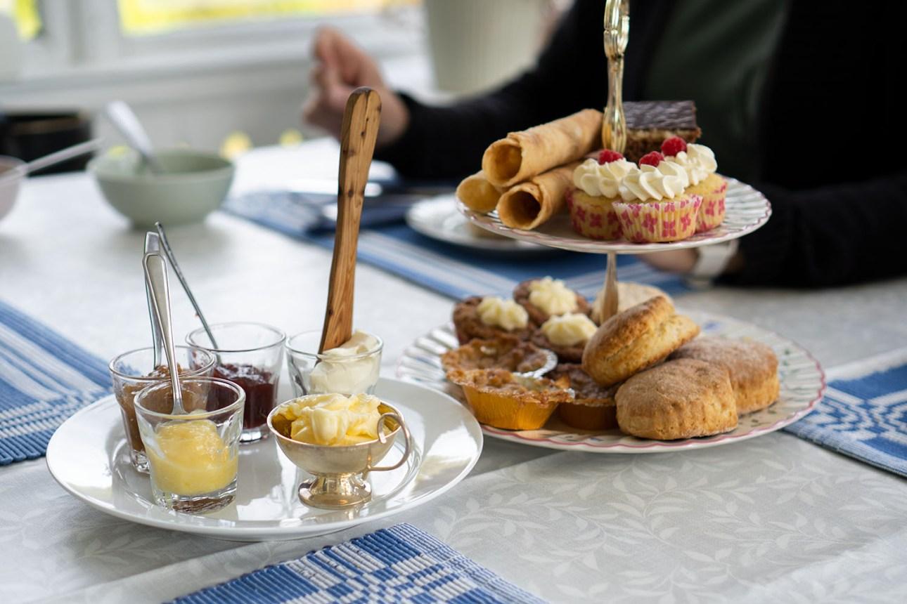 Afternoon tea Höga Kusten