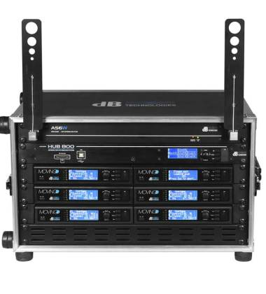 MOVING D TOURING RACK