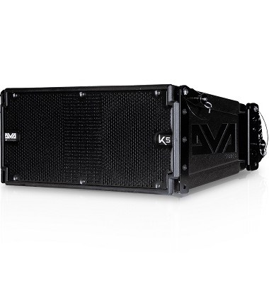 dva series k5 line array system