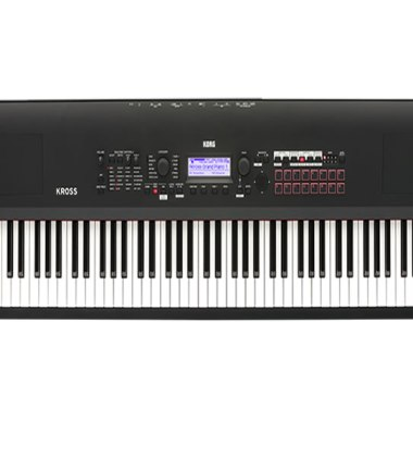 KORG KROSS 2-88 key Synthesizer workstation