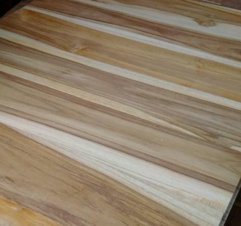 flooring kayu Jati grade B
