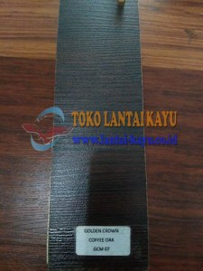 harga lantai kayu laminated GCM 07