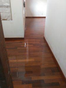 Project Pemasangan Lantai Kayu