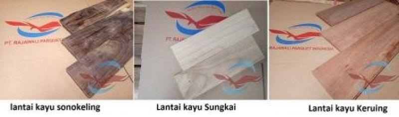 harga Parquet Sonokeling sungkai keruing
