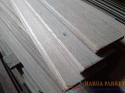 harga plafon kayu Kruing