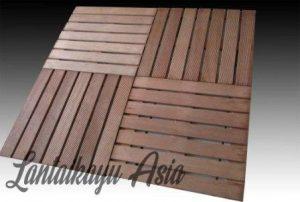 produk decking kayu