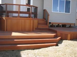 Harga lantai kayu jenis Decking