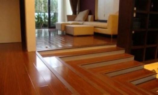 alasan memilih lantai kayu