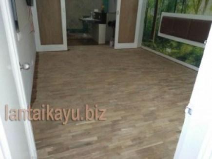 lantai kayu jati untuk rumah