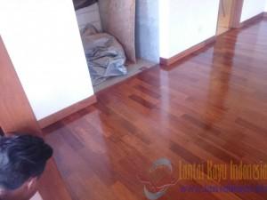 lantai kayu merbau sebagai pilihan