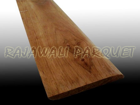 skirting kayu jati