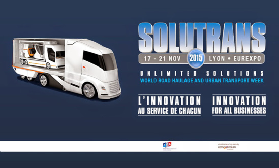 13e dition Solutrans sous le signe de linnovation